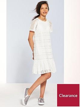 v-by-very-girls-drop-waist-lace-dress