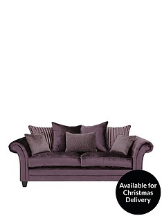 luxe-collection-glamour-3-seater-fabric-sofa