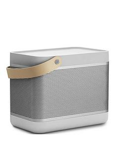 Bang & Olufsen By Bang & Olufsen Beolit 17 Wireless Bluetooth Speaker – Natural Aluminium