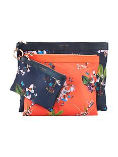 ted-baker-tropical-oasis-pouch-setnbsp