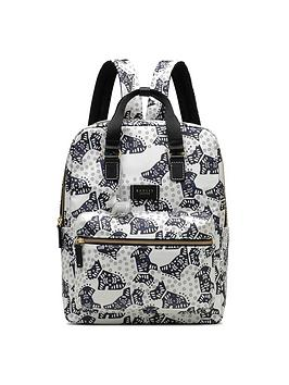 radley-folk-dog-large-ziptop-backpack
