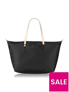 radley-pocket-essentials-large-weekender-tote-black