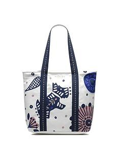 radley-folk-dog-large-ziptop-canvas-tote