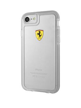 official-premium-hard-shell-shock-proof-case-with-racing-shield-for-iphone-7-clear
