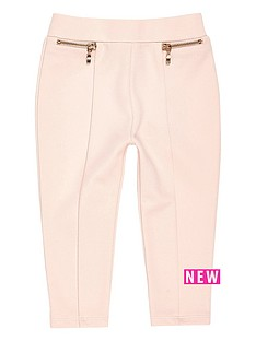 river-island-mini-mini-girls-blush-pink-ponte-leggings