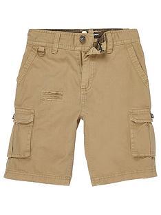river-island-boys-light-brown-cargo-shorts