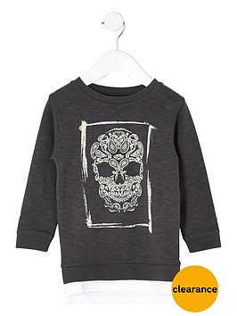 river-island-mini-mini-boys-skull-sweatshirt