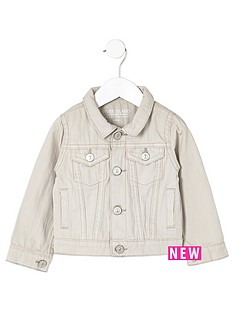 river-island-mini-cream-denim-jacket