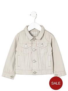 river-island-mini-cream-denim-jacket