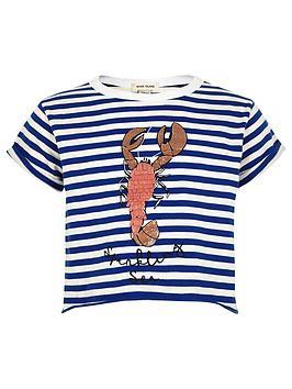 river-island-girls-blue-stripe-lobster-cropped-t-shirt