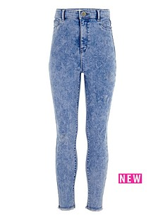 river-island-girls-blue-high-waisted-molly-jeggings
