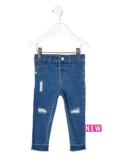 river-island-mini-girls-blue-molly-ripped-jeans