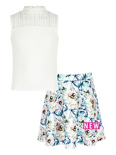 river-island-girls-white-top-amp-floral-print-skirt-outfit