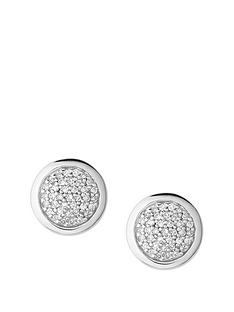 links-of-london-links-of-london-diamond-essentials-sterling-silver-amp-pave-round-stud-earrings