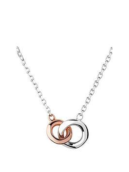 links-of-london-2020-sterling-silver-amp-18kt-rose-gold-mini-necklacenbsp