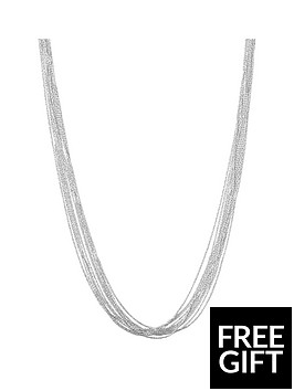 links-of-london-links-of-london-essentials-sterling-silver-silk-10-row-necklace-45cm