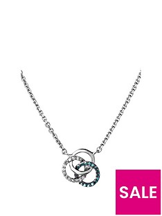 links-of-london-treasured-sterling-silver-white-amp-blue-diamond-necklacenbsp