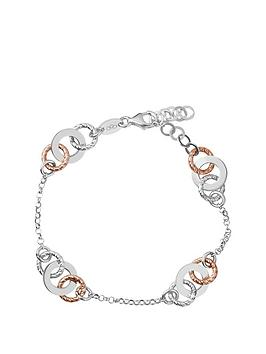 links-of-london-aurora-sterling-silver-and-18kt-rose-gold-vermeil-multi-link-bracelet