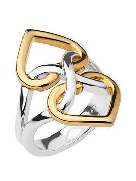 links-of-london-infinite-love-sterling-silver-and-18ctnbspgold-vermeil-ringnbsp