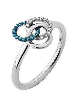 links-of-london-treasured-sterling-silver-white-amp-blue-diamond-ring