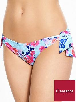 v-by-very-bunny-tie-side-bikini-brief-floral-print