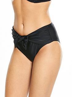 v-by-very-controlwear-wrap-front-detail-bikini-brief-black