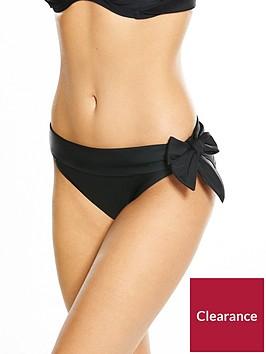 v-by-very-controlwear-tie-side-fold-down-bikini-brief-black