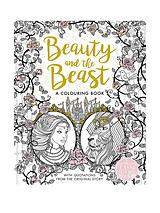 Beauty and the Beast Colouring Book