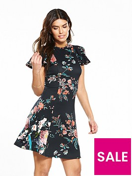 v-by-very-printed-swing-hem-dress