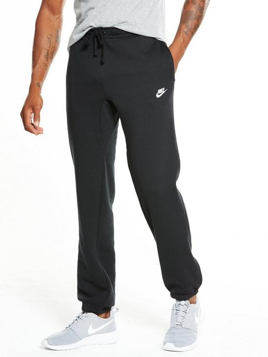e31266fd74b6a1 Nike NSW Cuffed Club Fleece Pants | very.co.uk