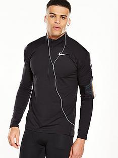 nike-half-zip-dry-element-top