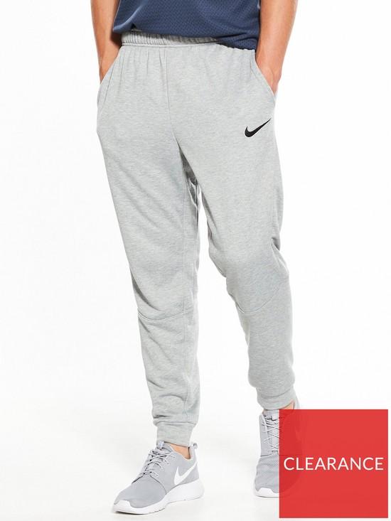 8d99c42153e2 Nike Dry Training Taper Fleece Pants