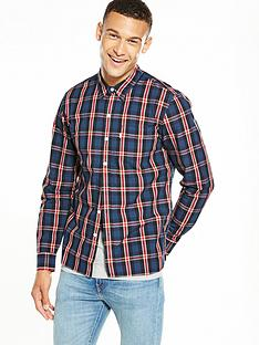 levis-long-sleeved-single-pocket-shirt