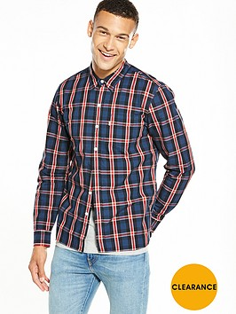 levis-long-sleeved-single-pocket-shirt