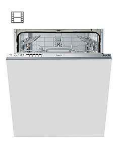 hotpoint-aquarius-ltb6m126uk-14-place-built-in-dishwasher-graphite