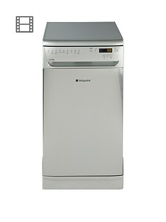 Hotpoint Ultima SIUF32120X 10-Place Dishwasher - Stainless Steel Best Price, Cheapest Prices