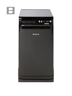 Hotpoint Ultima SIUF32120K 10-Place Dishwasher - Black