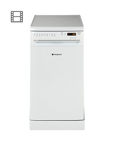 Hotpoint Ultima SIUF32120P 10-Place Dishwasher - White
