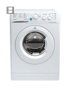 Indesit Innex BWC61452WUK 6kg Load, 1400 Spin Washing Machine - White