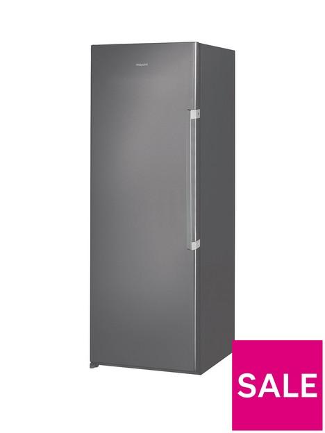 hotpoint-day1-uh6f1cg1-60cm-tall-freezer-graphite