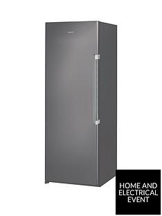 hotpoint-day1-uh6f1cguk-60cm-tall-freezer-graphite