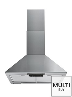 indesit-uhpm63fcsx-built-in-chimney-cooker-hood-stainless-steel