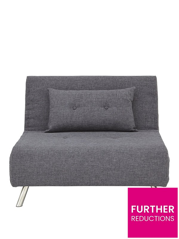 Rafael Single Fabric Sofa Bed