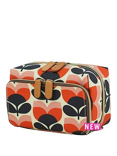 orla-kiely-flower-stripe-medium-wash-bag