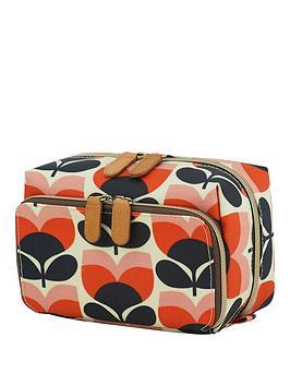 orla-kiely-flower-stripe-medium-wash-bag