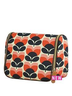 orla-kiely-orla-kiely-flower-stripe-hanging-wash-bag