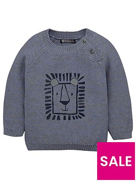 mini-v-by-very-baby-boys-lion-button-neck-jumper
