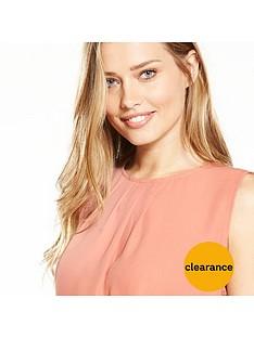 v-by-very-sleeveless-wrap-back-blouse
