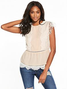 v-by-very-lace-trim-peplum-blouse