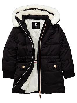 Mini v by very | Coats & jackets | Girls clothes | Child & baby ...